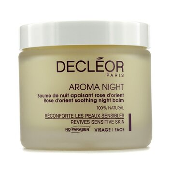 Aroma Night Aromatic Rose d'Orient Night Balm (Salon Size)  100ml/3.3oz