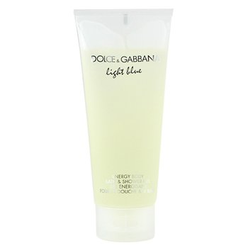 Dolce & Gabbana Light Blue Gel de Duş şi Baie  200ml/6.7oz