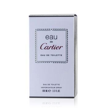 Eau De Cartier Eau De Toilette Spray 100ml/3.3oz