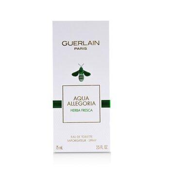 Aqua Allegoria Herba Fresca Eau De Toilette Spray  75ml/2.5oz