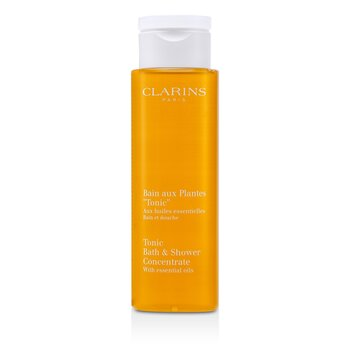 Clarins Tonic Shower Bath Concentrate  200ml/6.7oz