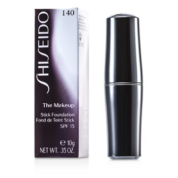 Shiseido The Makeup Stick Foundation SPF 15 - I40 Natural Fair Ivory  10g/0.35oz