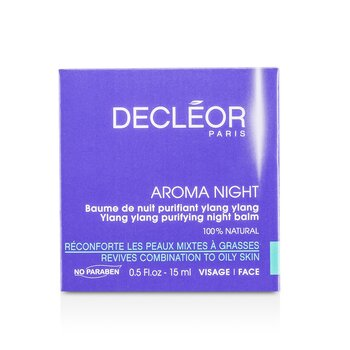 Aroma Night Ylang Ylang Purifying Night Balm  15ml/0.5oz