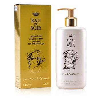 Eau Du Soir Bath & Shower Gel  250ml/8.4oz