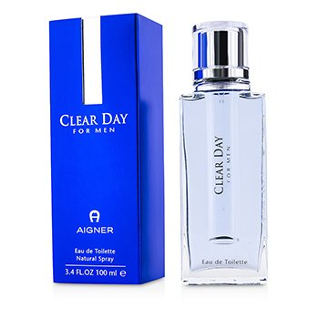 Aigner Clear Day Agua de Colonia Vaporizador  100ml/3.3oz