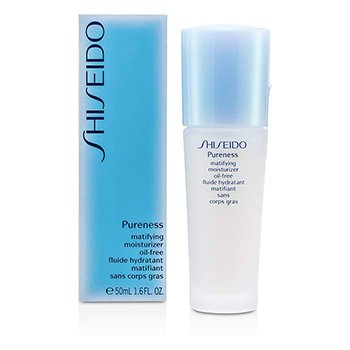 Shiseido Pureness Hidratante Matificante Sin Aceites  50ml/1.7oz