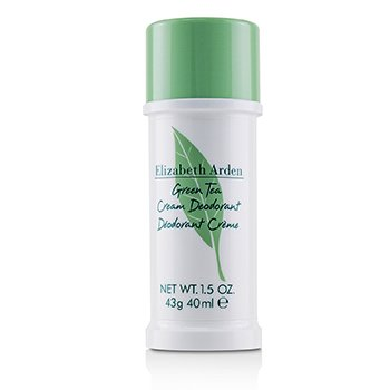 Green Tea Cream Deodorant 43g/1.5oz