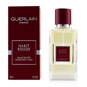 Habit Rouge Eau De Toilette Spray  50ml/1.6oz