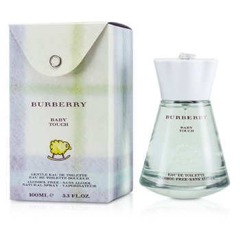 Burberry Baby Touch Eau De Toilette Spray (Sin Alcohol)  100ml/3.3oz