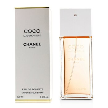 Coco Mademoiselle Eau De Toilette Spray 100ml/3.3oz