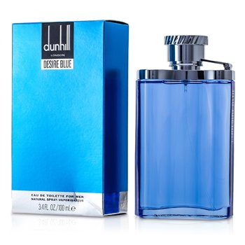 Desire Blue Eau De Toilette Spray  100ml/3.3oz