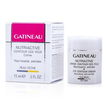 Gatineau Nutriactive Eye Contour Cream  15ml/0.5oz