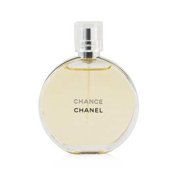 Chanel Chance Eau De Toilette Semprot  50ml/1.7oz
