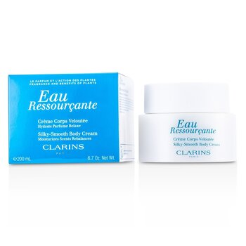 Eau Ressourcante Silky Smooth Body Cream  200ml/6.9oz