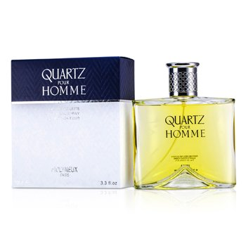 Quartz Eau De Toilette Spray  100ml/3.3oz