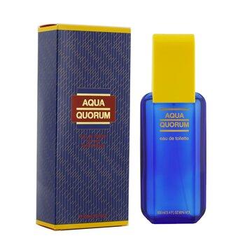 Aqua Quorum Eau De Toilette Spray  100ml/3.4oz