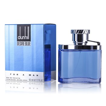Desire Blue Eau De Toilette Spray  50ml/1.7oz