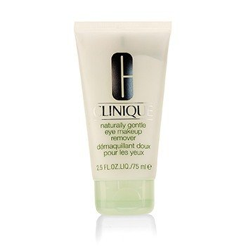 Clinique Naturally Pembersih Makeup Mata Lembut  75ml/2.5oz