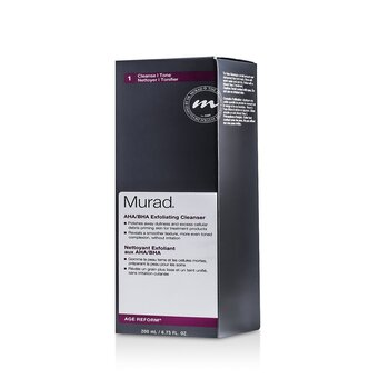 AHA/BHA Exfoliating Cleanser 200ml/6.75oz
