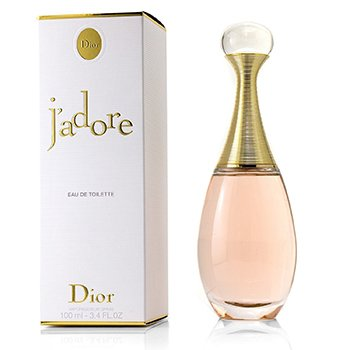 J'Adore Eau De Toilette Spray  100ml/3.4oz