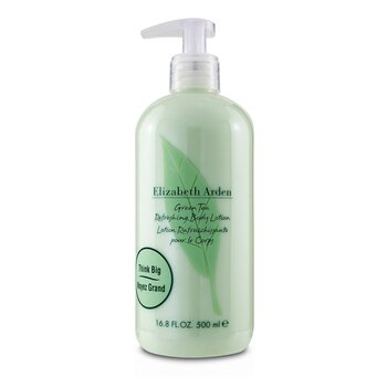 Elizabeth Arden Green Tea Loci�n Corporal Refrescante  500ml/17.6oz