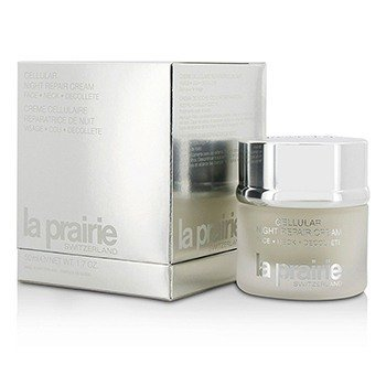 La Prairie Crema Reparaci�n Celular para la Noche  50ml/1.7oz