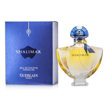 Shalimar Eau De Toilette Spray (Caja Azul)  50ml/1.7oz