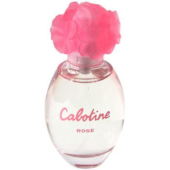 Cabotine Rose Eau De Toilette Spray  50ml/1.69oz