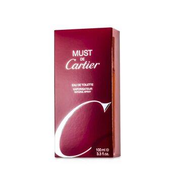 Must De Cartier Туалетная Вода Спрей  100ml/3.3oz