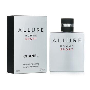 Allure Homme Sport Eau De Toilette Spray 100ml/3.4oz