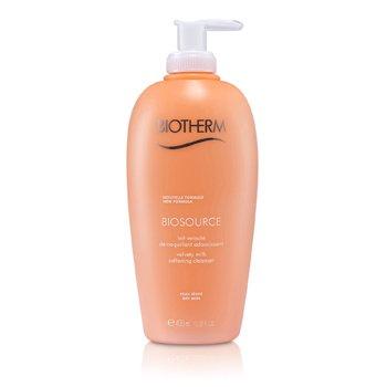 Biosource Softening Cleansing Milk Dry Skin  400ml/13.4oz