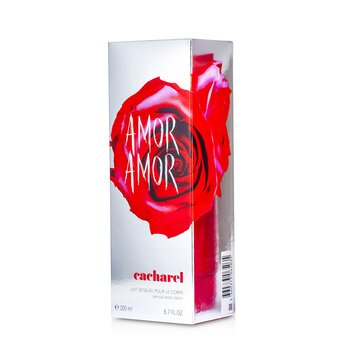 Amor Amor Body Lotion  200ml/6.7oz