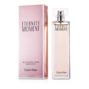Eternity Moment Eau De Parfum Spray  50ml/1.7oz