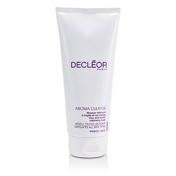 Decleor Aroma Cleanser Kil ve Bitkisel Maske (Salon Boyu)  200ml/6.7oz