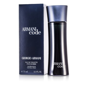 Armani Code ماء تواليت بخاخ  75ml/2.5oz
