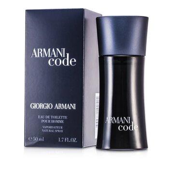 Armani Code ماء تواليت بخاخ  50ml/1.7oz