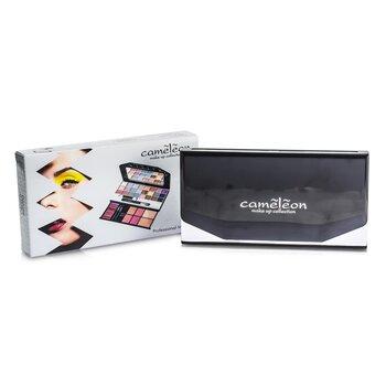 Set de Maquillaje G1672 (24xSombras de Ojos, 1xLápiz de Ojos, 4xBrillos de Labios, 4xRubores, 2xPolvos)  -