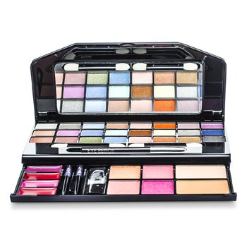 MakeUp Kit G1672 (24xE/shdw, 1xE/Pencil, 4xL/Gloss, 4xBlush, 2xPressed Pwd..)  -