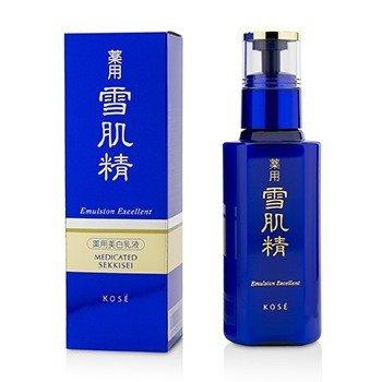 Medicated Sekkisei Emulsion Excellent  140ml/4.6oz