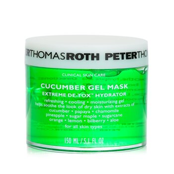 Peter Thomas Roth Cucumber Gel Masque  150ml/5.3oz