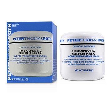 Therapeutic Sulfur Masque - Acne Treatment - Perawatan Jerawat  149g/5oz