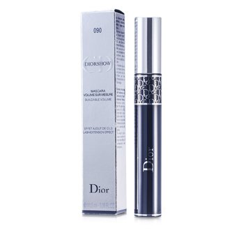 Christian Dior Diorshow Máscara - # 090 Black  11.5ml/0.38oz