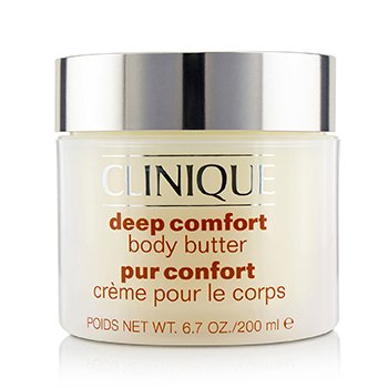 Clinique Deep Comfort Body Butter  200ml/6.7oz