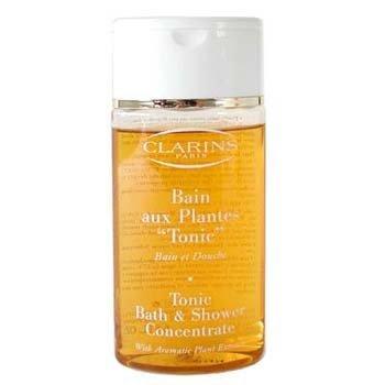 Clarins Tonico de banho Shower Bath Concentrate(Fora da caixa)  200ml/6.8oz