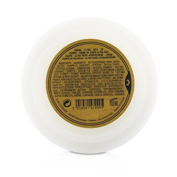 Shea Butter Ultra Rich Body Cream  200ml/7oz