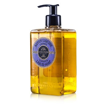 L'Occitane Shea Butter Liquid Soap - Lavender  500ml/16.9oz
