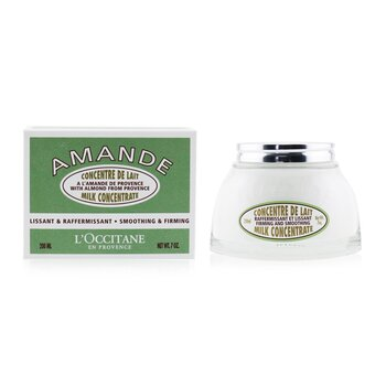 L'Occitane Leite Concentrate de Am�ndoas   200ml/7oz