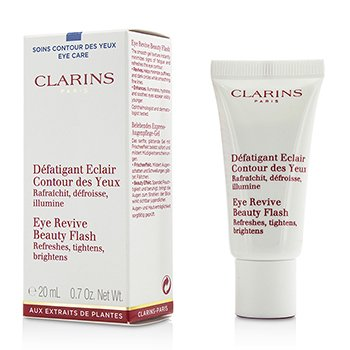 Clarins Beauty Flash Восстанавливающий Крем для Глаз  20ml/0.7oz