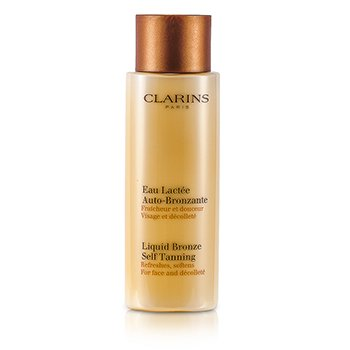 Liquid Bronze Self Tanning (Face & Decollete)  125ml/4.2oz