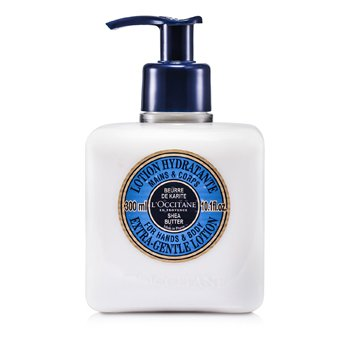 Shea Butter Extra Gentle Lotion for Hands & Body  300ml/10.1oz